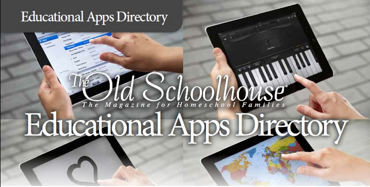 The Old Schoolhouse Magazine App Directory
