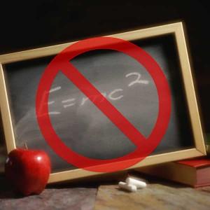No Chalkboard