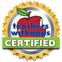 "See.Touch.Learn.® is ""Teachers With Apps – Certified"""
