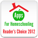 See.Touch.Learn.® Pro – 2012 Reader's Choice by Apps for Homeschooling
