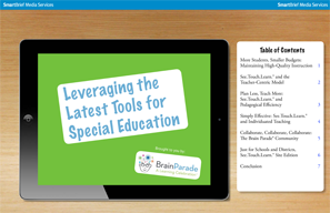 Leveraging the Latest Tools for Special Education