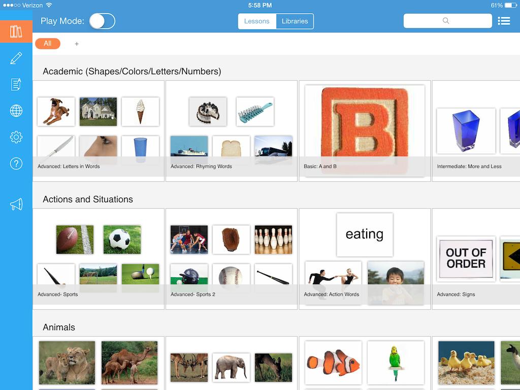 STL_Lessons iPad App