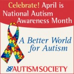 Autism Awareness Month Autism Society